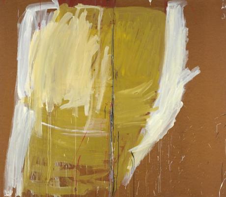 Untitled – yellow 1970–73